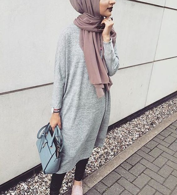 Style Hijab 2018 Hiver