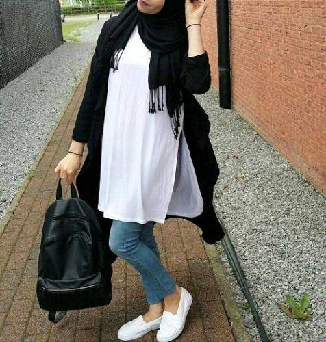 68 Belles Id Es De Styles De Hijab Tendance 2017 Astuces Hijab
