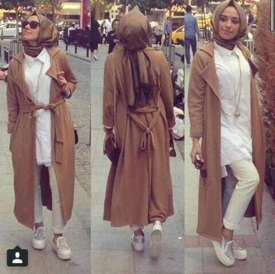 68 Belles Id Es De Styles De Hijab Tendance 2017 Astuces