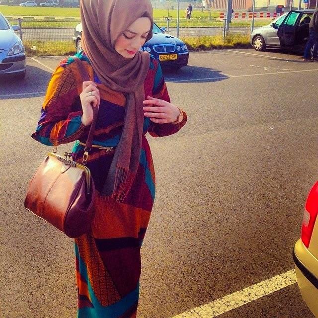 Style Fashion Girl Vetements 2016 Hijab