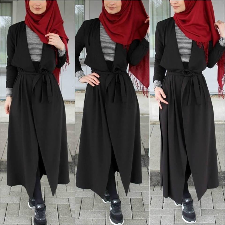 Hijab Fashion 30 Look De Hijab Tr S Modernes Porter