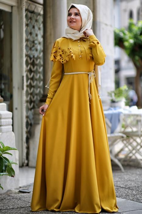 Robe De Soir E Pour Hijab 10 Mod Les Fahion Et Classes Pour Inspiration Astuces Hijab