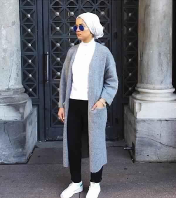 Styles de Hijab Fashion et Modernes 1