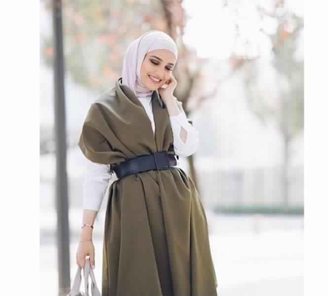 Styles de Hijab Fashion et Modernes 3