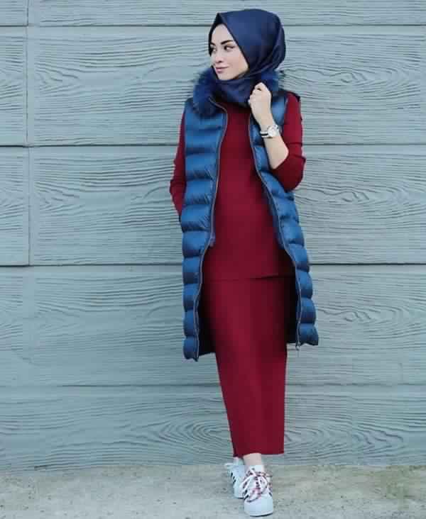 Styles de Hijab Fashion et Modernes 5