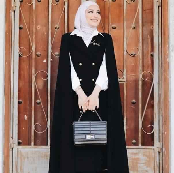 Styles de Hijab Fashion et Modernes 6