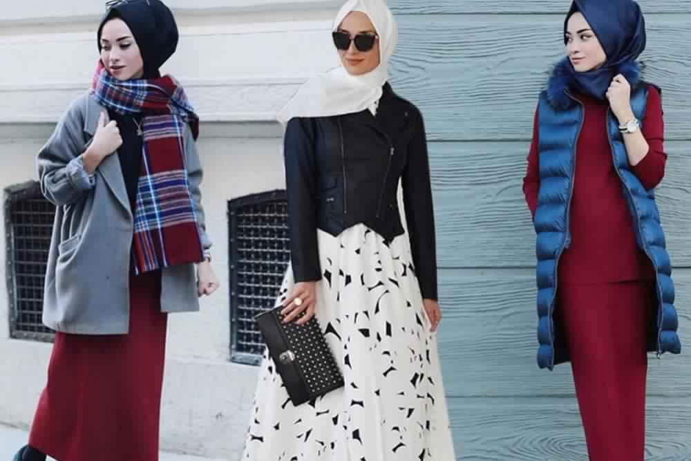 Styles de Hijab Fashion et Modernes