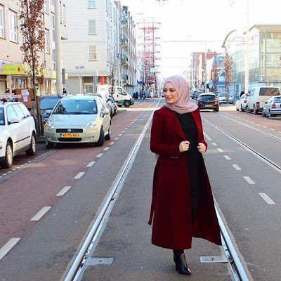 24 Styles Hijab très Fashion - Hijab Mode 2017