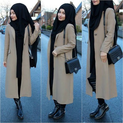 24 Styles Hijab très Fashion - Hijab Mode 20171