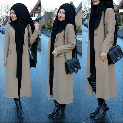 24 Styles Hijab Tr S Fashion Hijab Mode 2017 Astuces Hijab