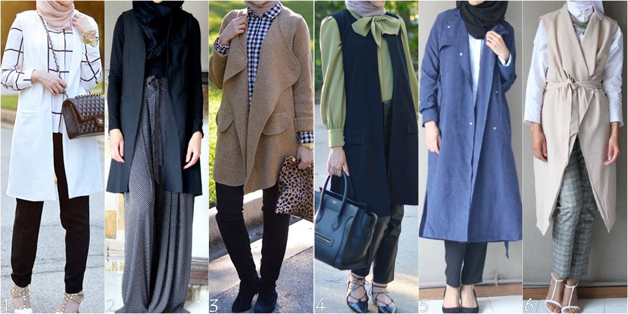 24 Styles Hijab très Fashion - Hijab Mode 20174