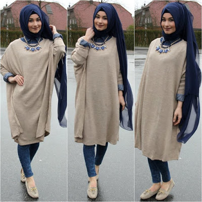 24 Styles Hijab très Fashion - Hijab Mode 20176