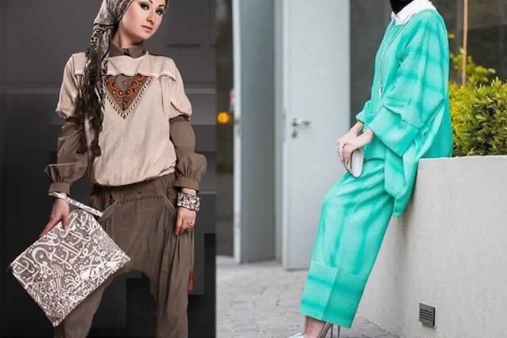 Mode Printemps 2017 Femme Hijab