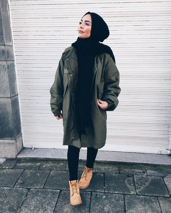 78 Magnifiques Idu00e9es De Hijab Fashion U00e0 Porter Tous Les Jours!! - Astuces Hijab