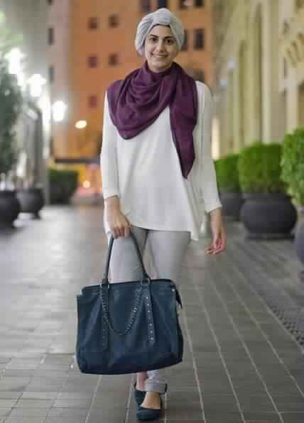 Hijab mode5