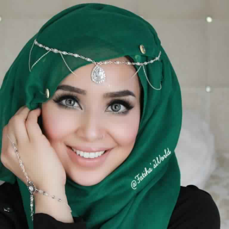 Hijab soirée