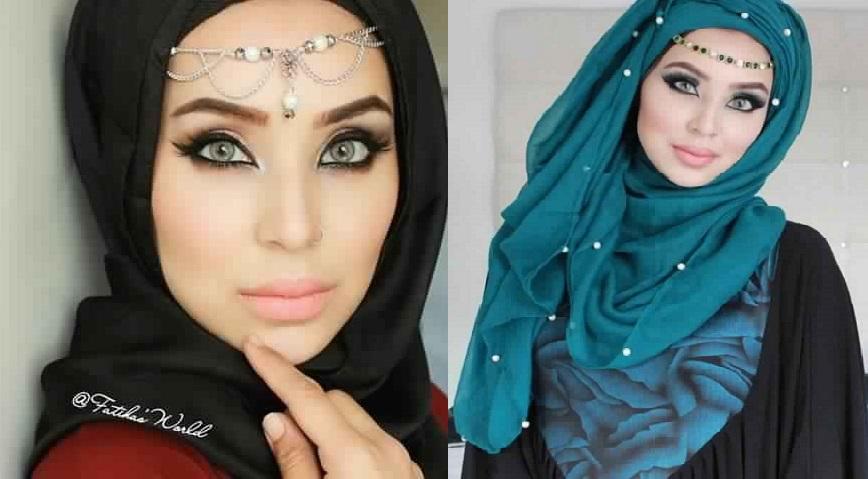 Hijab soirée10