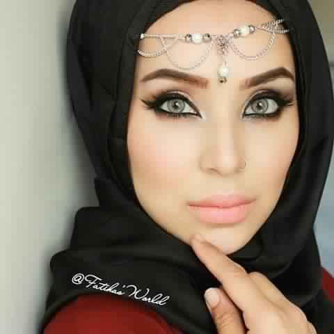 Hijab soirée2