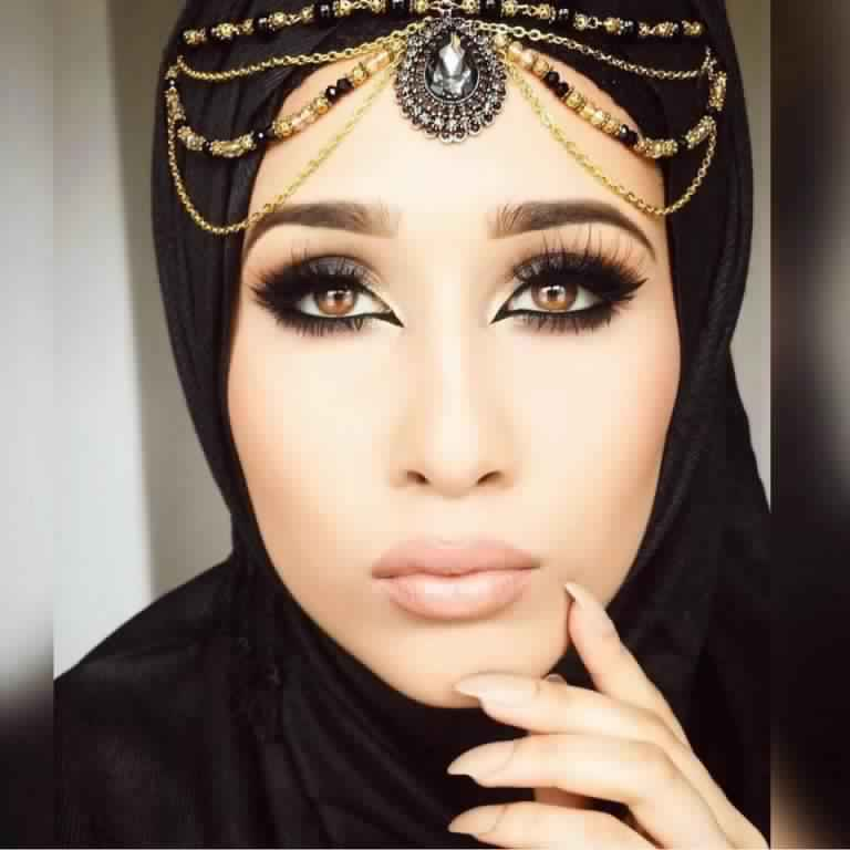 Hijab soirée4