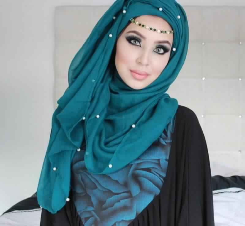 Hijab soirée5