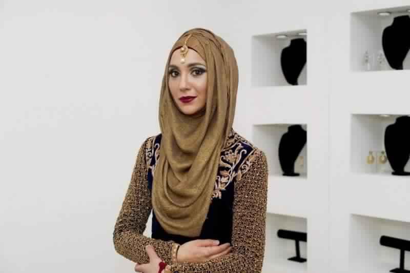 Hijab soirée6