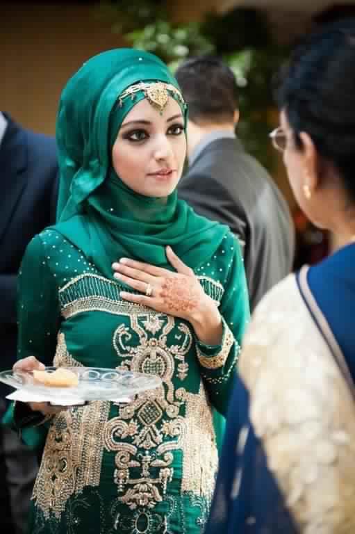 Hijab soirée7