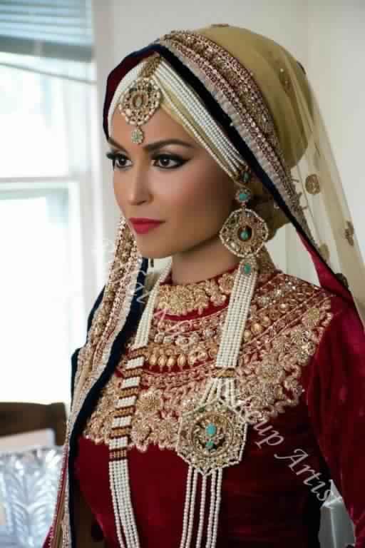 Hijab soirée8