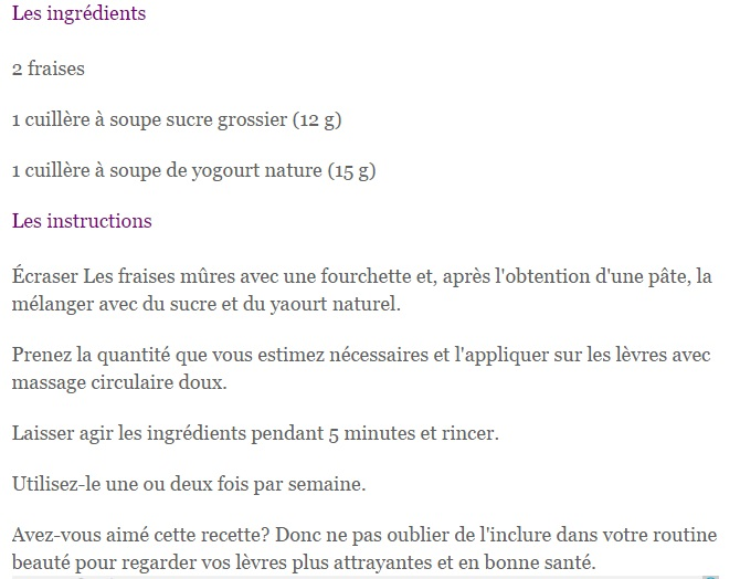 source de l'article : copyright@la-beautenaturelle.com