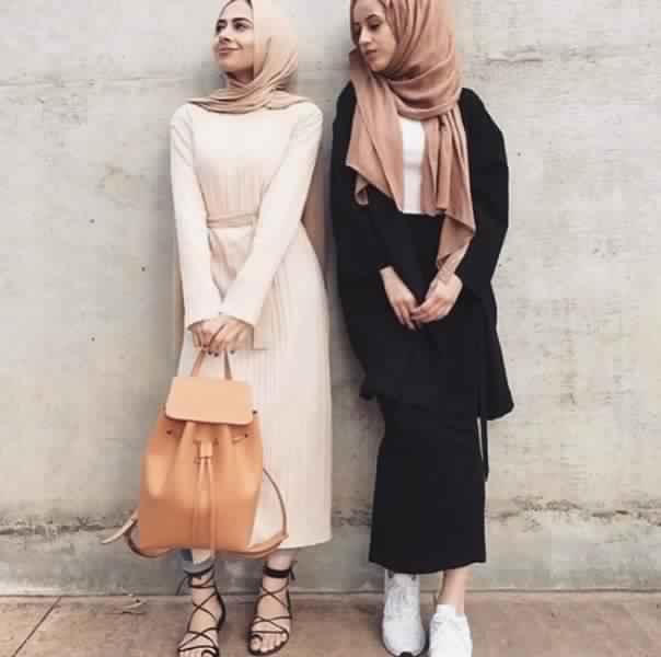 40 Mod Les De Style De Hijab Fashion Qui Coupent Le Souffle Tendance 2017 Astuces Hijab