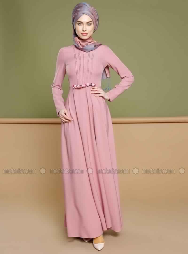 Robe chic pour hijab