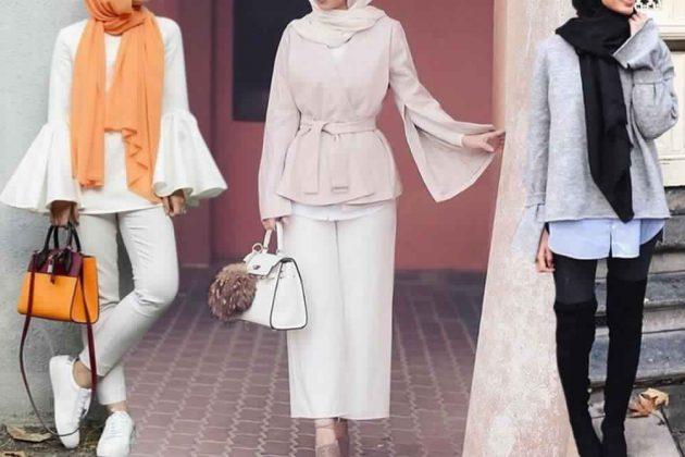Styles de Hijab moderne et Fashion : Venez Voir Les Meilleurs Modèles !!! 2