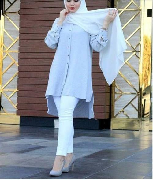 Styles de Hijab moderne et Fashion : Venez Voir Les Meilleurs Modèles !!! 5