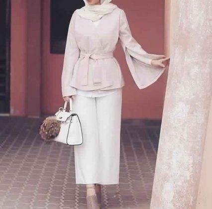 Styles de Hijab moderne et Fashion : Venez Voir Les Meilleurs Modèles !!! 3