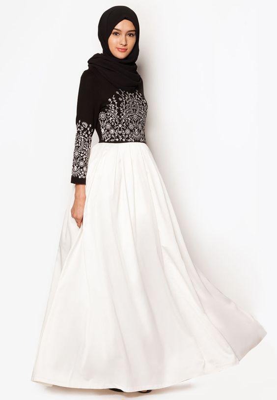 Comment Porter La Jupe Longue Avec La Hijab : Voici 30 ...