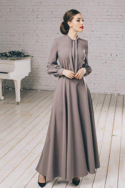 robe pour femme voil e tendance 2017 voici les meilleurs mod les astuces hijab. Black Bedroom Furniture Sets. Home Design Ideas