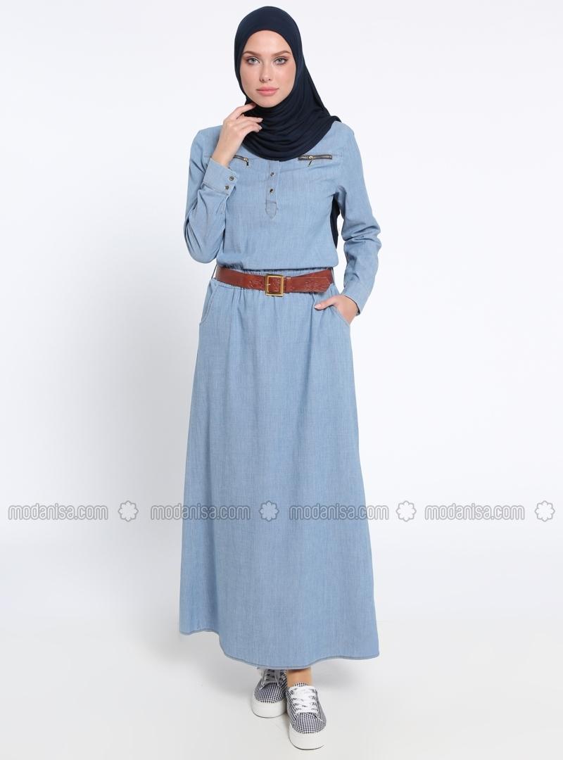 70 Robes Longues Pour Femmes Voilée Tendance 2017 - astuces hijab 05878c8f67d6