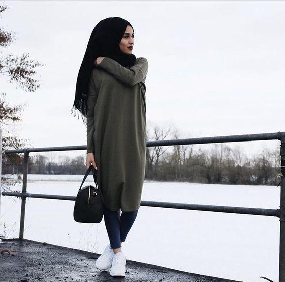 Femme Astuces Pour D'hiver Hijab De Robe Musulmane Nouvelle Collection m0vywON8n