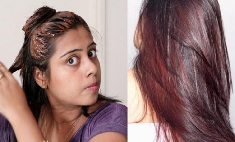 Coloration cheveux a la betterave