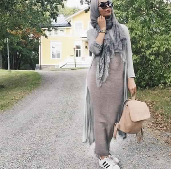 style hijab 2019 hiver