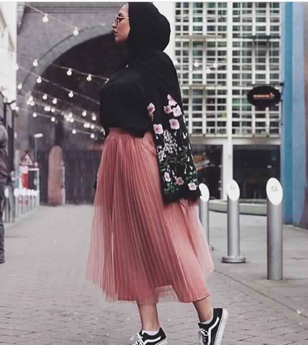 Style Hijab 2018 T