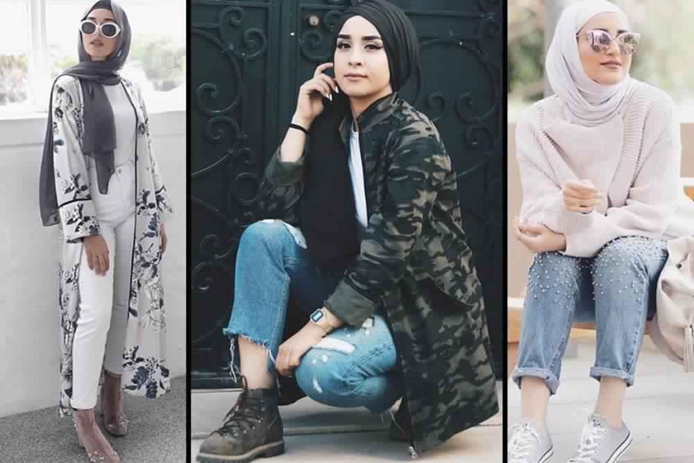 Mode Hijab 2018 T